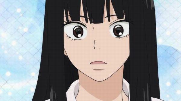 Kimi ni todoke, дотянуться до тебя, аниме, рецензия