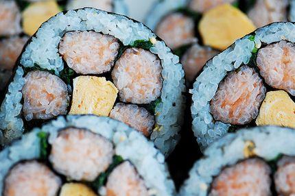 кадзари-суши, роллы, японская кухня, суши