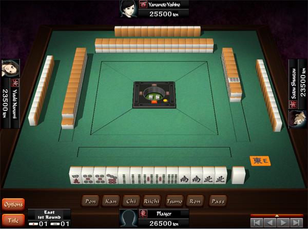 Saikyo no Mahjong 3D играть в маджонг программа маджонг риичи маджонг