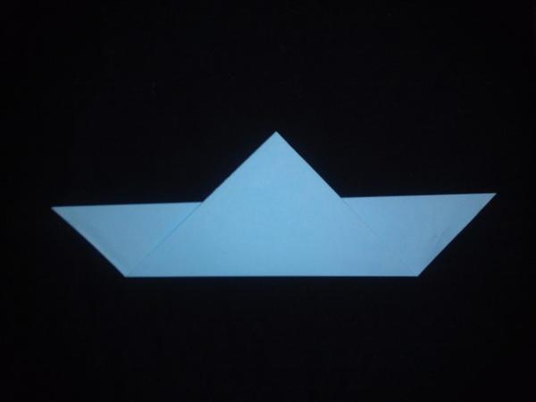 голубь оригами японский голубь.