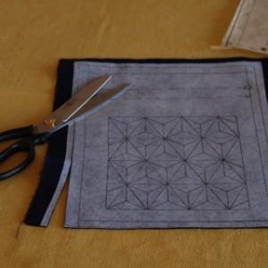 сашико, вышивание по-японски, японская вышивка, рукоделие